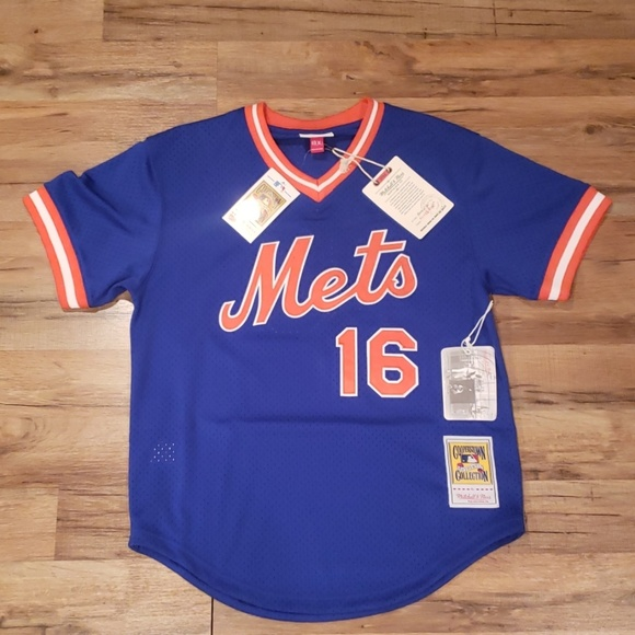 best loved f338f 36cc8 Dwight Gooden Mets Jersey NWT